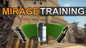 Mirage Training by Dolnma