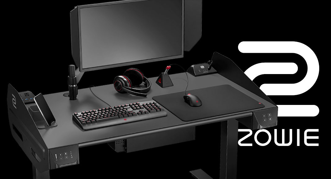 Benq Zowie Zone Review The Best Table And Gaming Solution