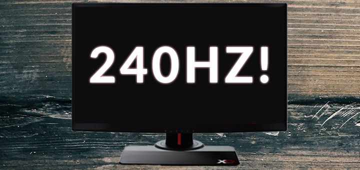 240 HZ Monitor - Is it worth the difference? - on-winning com