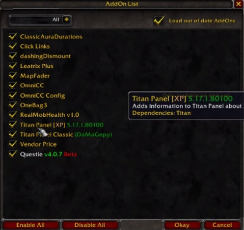 wow classic mage aoe spots